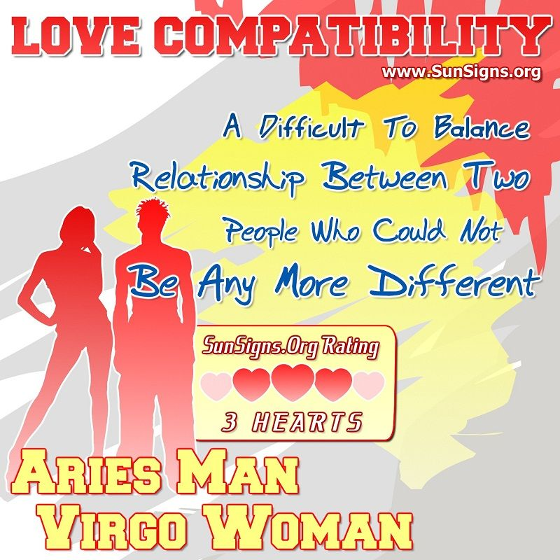 Compatibility of virgo woman and aquarius man
