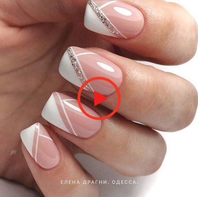 Nail art elegant elegant nagelkunst elegant nail art l gant arte de u as elegante nail