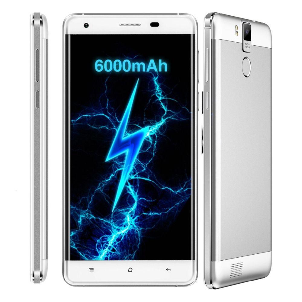 6000mAh Oukitel Smartphone 4G Phone, Smartphone, Cell