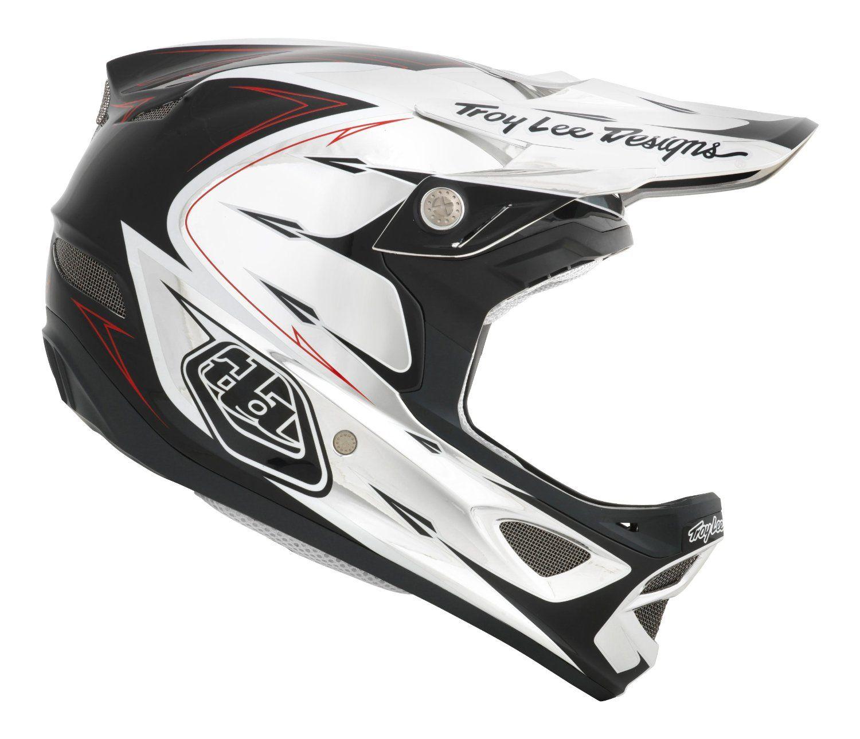 b38b45a562e Troy Lee Designs D3 Composite Palmer Chrome Bicycle Helmet   http   downhill .