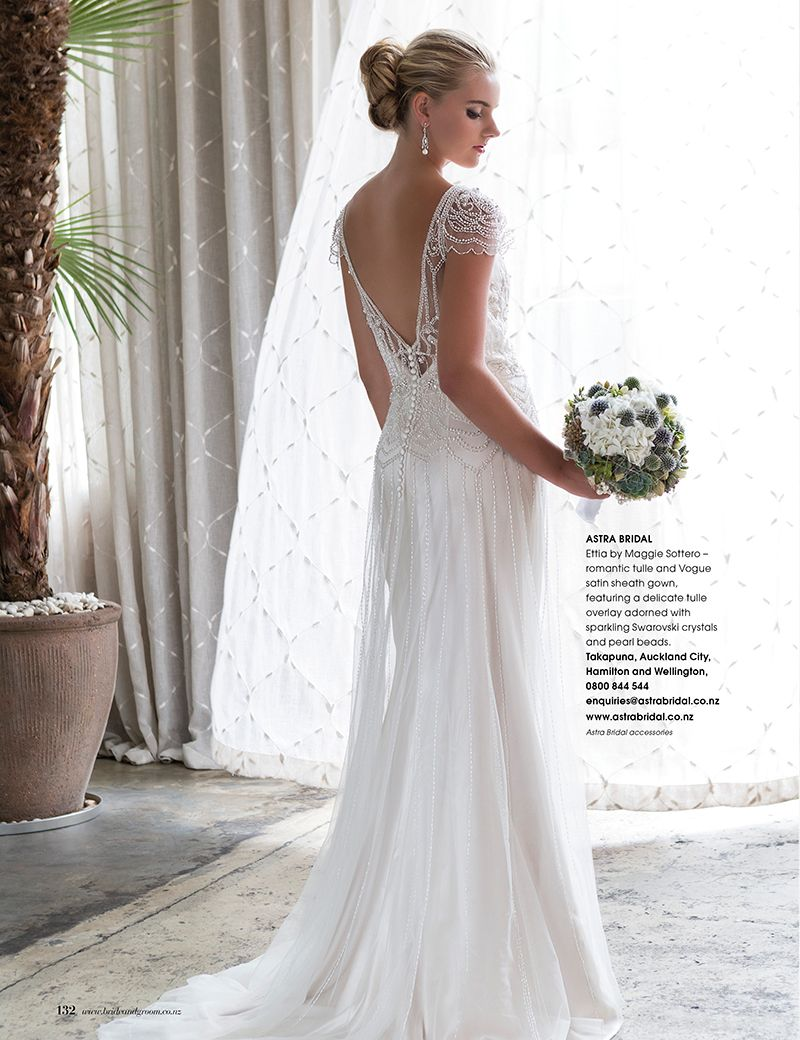 Maggie Sottero Ettia From Bride And Groom Issue 84 This Is My Pick The