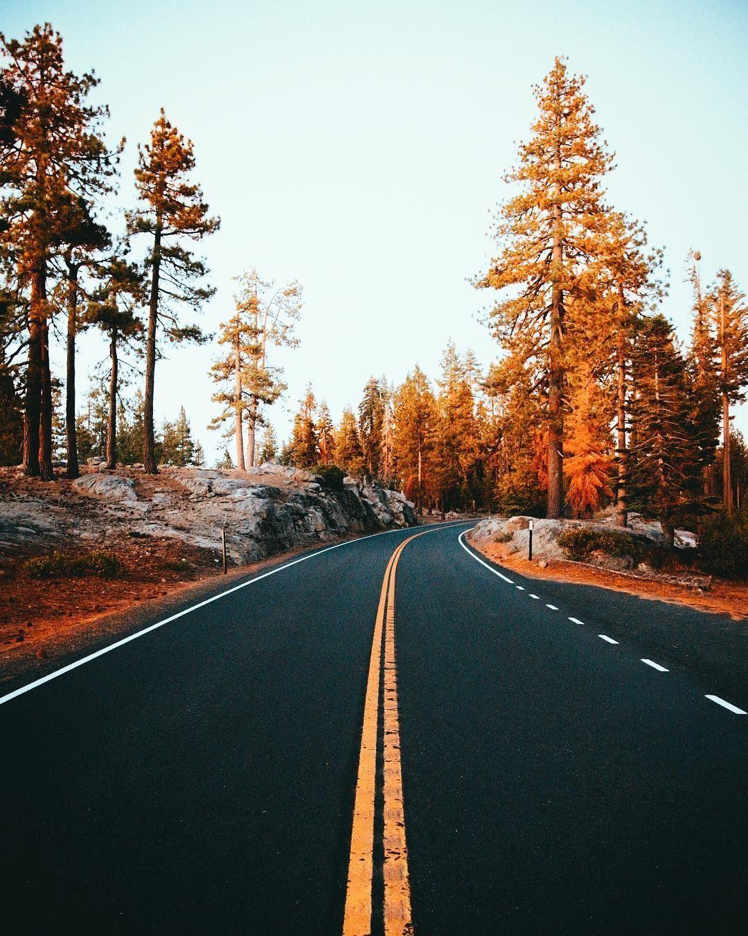 45 Foto Jalan Raya Dan Pemandangan Alam Yang Menakjubkan Di 2020 Pemandangan Fotografi Alam Ilustrasi Alam
