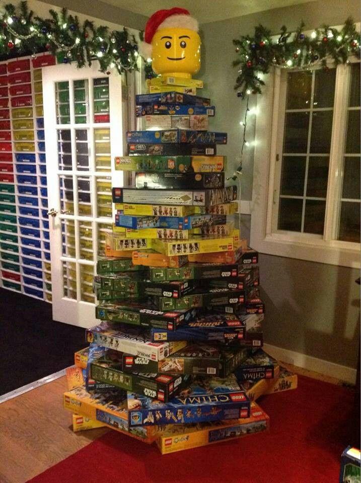 Lego Christmas Set 2019.Lego Set Christmas Tree Yes Please Lego Christmas Tree