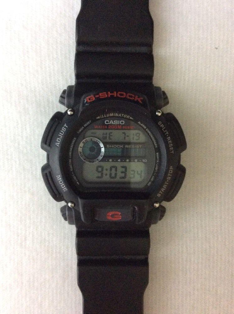Model3232 Watch Casio Shock Mens Dw NibCommon G 9052 1ccg uKJ5l1c3FT