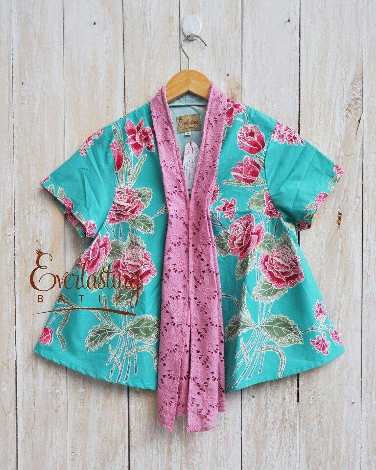 Batik Kebaya ..want it !