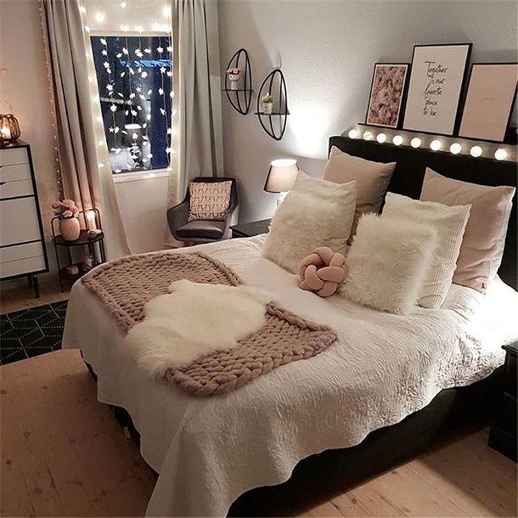 Retro Slaapkamer Ideeen.Afbeelding Van Home Door Eliana Aurelia In 2020 Slaapkamerideeen