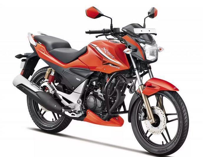 Attractive 2015 Hero Xtreme Sports Launched At 72 500 Inr Hero
