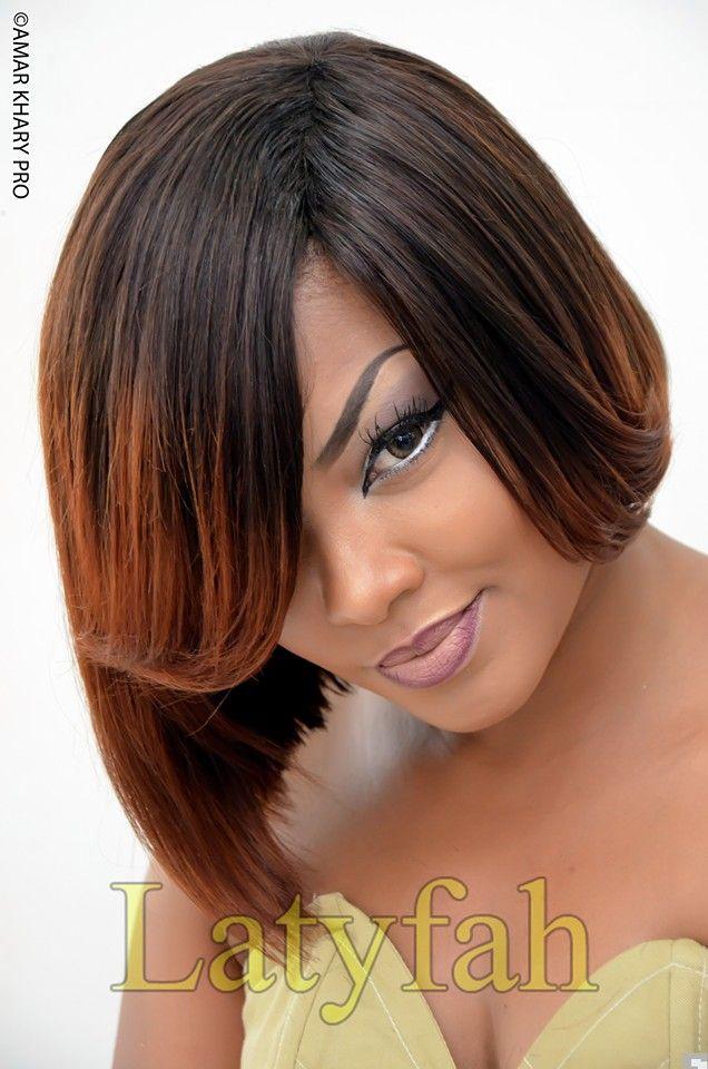 foto de Épinglé par Dicko Traore sur Mod tete en 2019 Coiffure africaine tissage Styles de coiffures