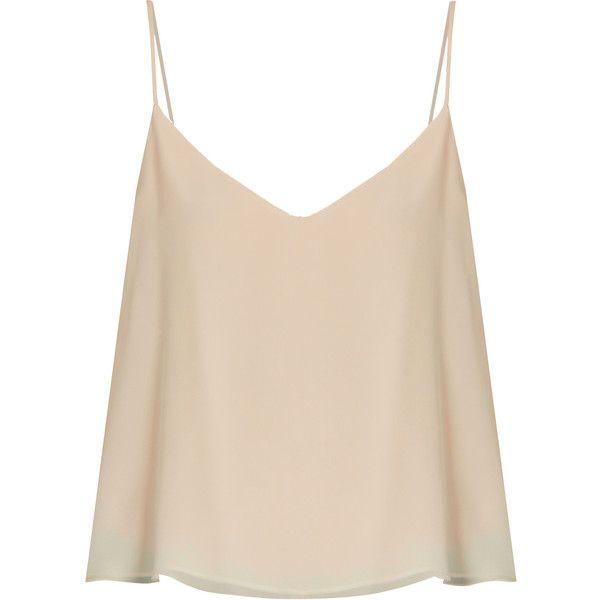 Designer Clothes, Shoes & Bags for Women   SSENSE. Silk Tank TopsCami ...
