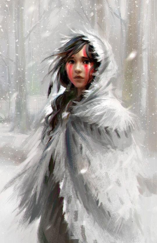 Pocahontas by Lane Brown
