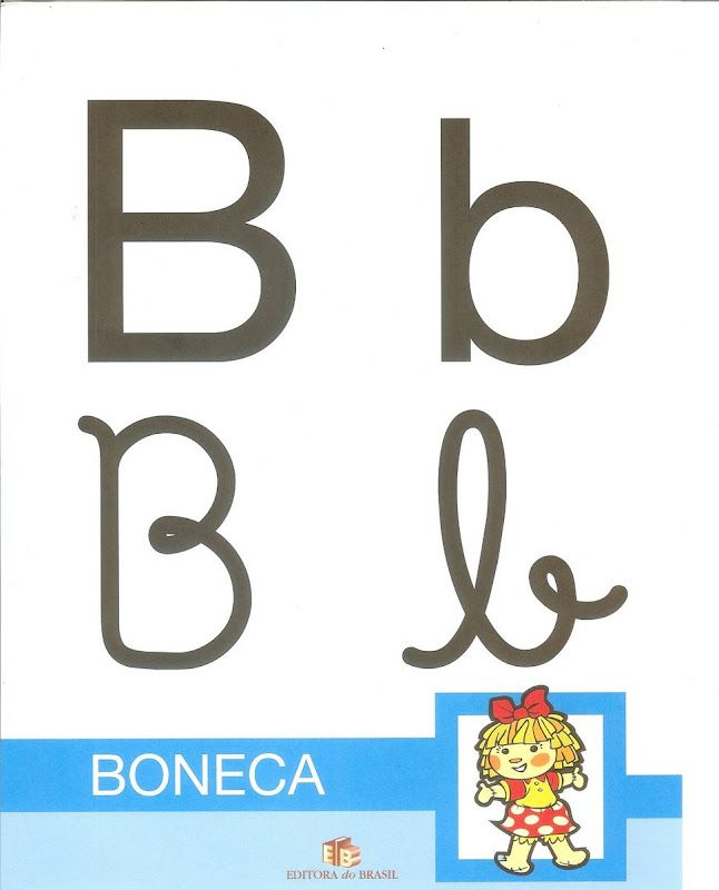 Cartazes Alfabeto 4 Tipos De Letras Colorido Modelos De Alfabeto
