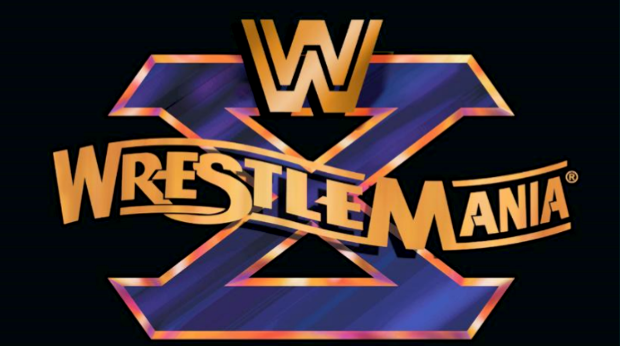 A Review Of Wrestlemania X Wrestlemania Wwe Logo Wwe Wallpapers