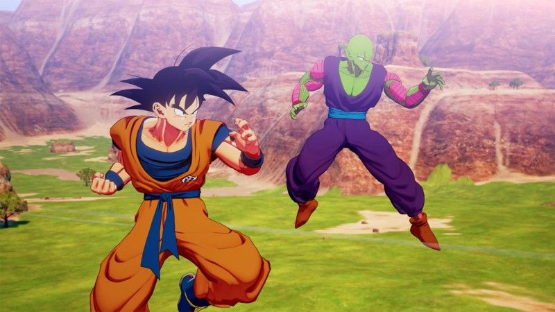Dragon Ball Z Kakarot Launches In January And Includes The Buu Saga Dragon Ball Z Dragon Ball Kakarot
