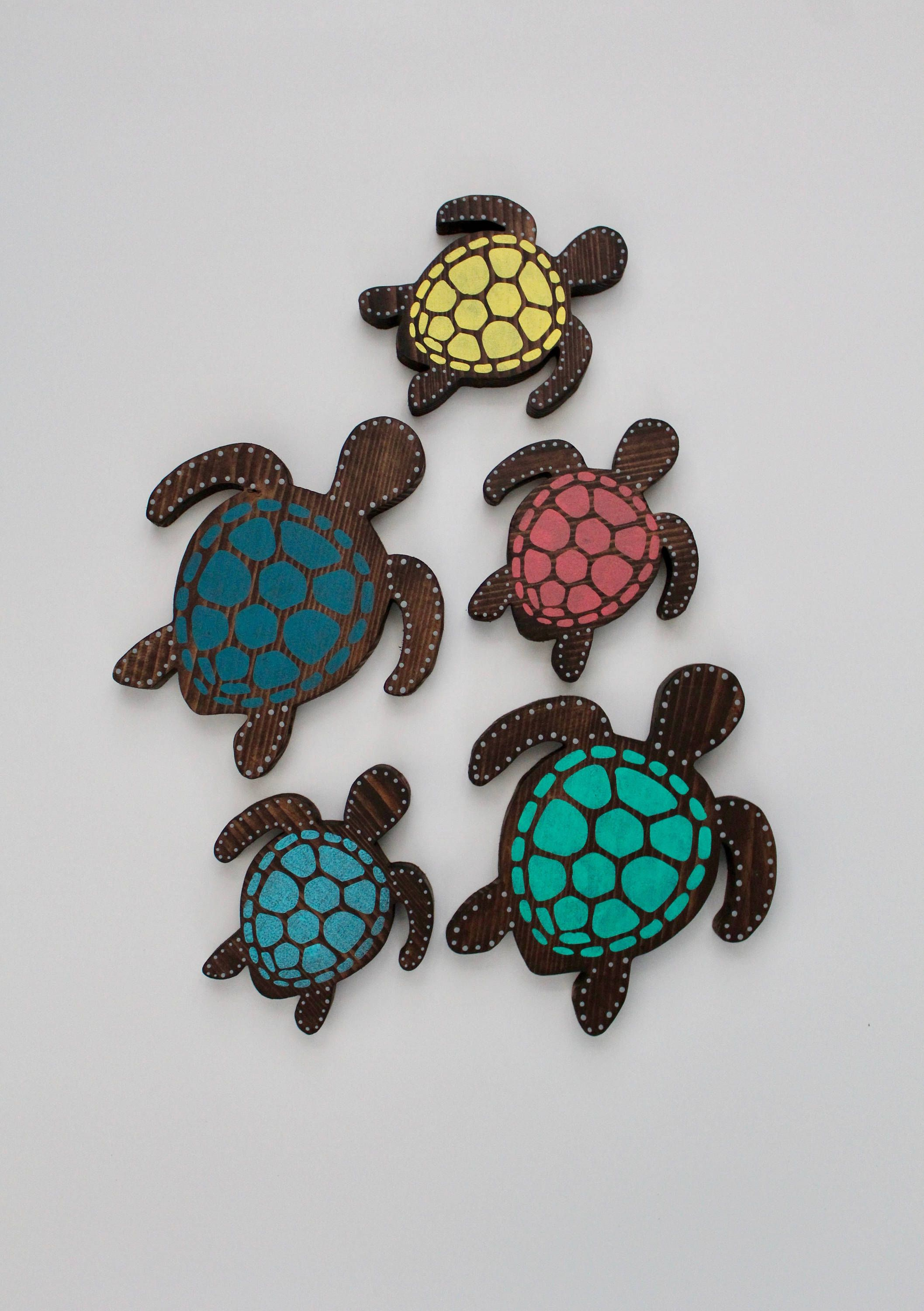 Your place to buy and sell all things handmade  Turtle decor, Sea