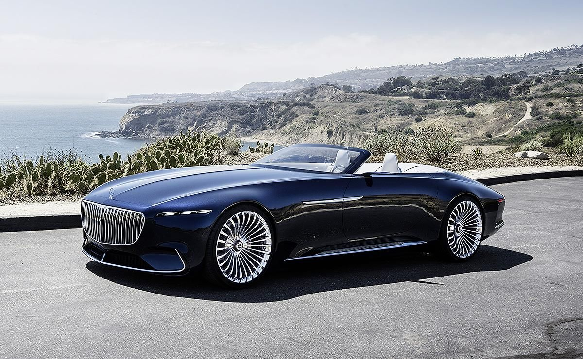 Image 1 Mercedes Maybach Maybach Luxury Cars For Sale