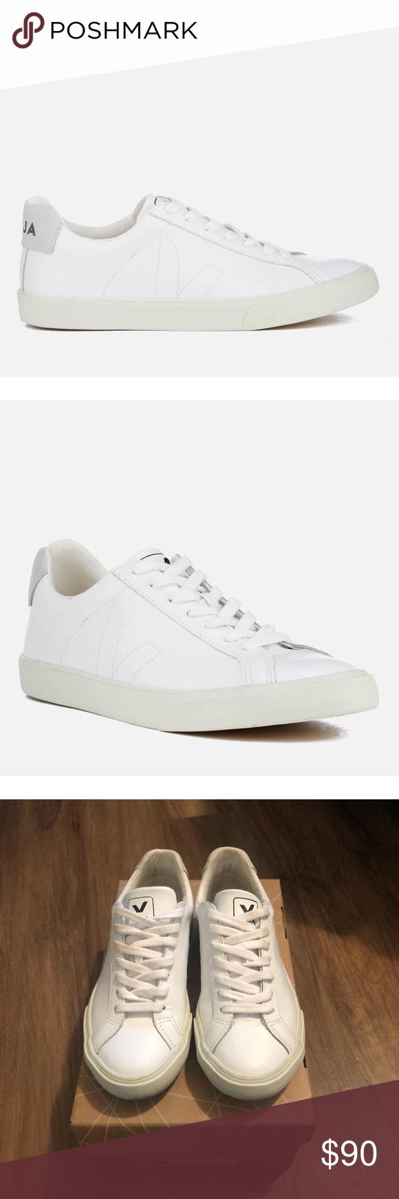 Veja Esplar Sneaker White | Size 5 | EU
