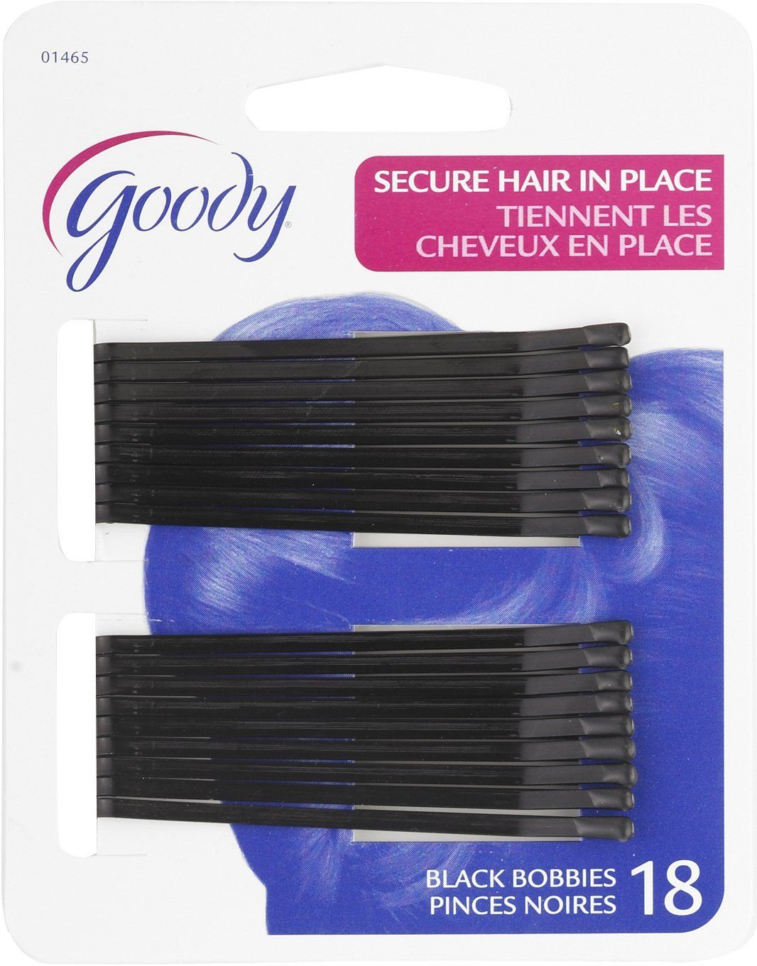 Goody Styling Essentials Bobby Pins Black 3 Inches 18 Count Pack Of 6 Check Out This Great Product Is An Affiliate Link And I Receive A
