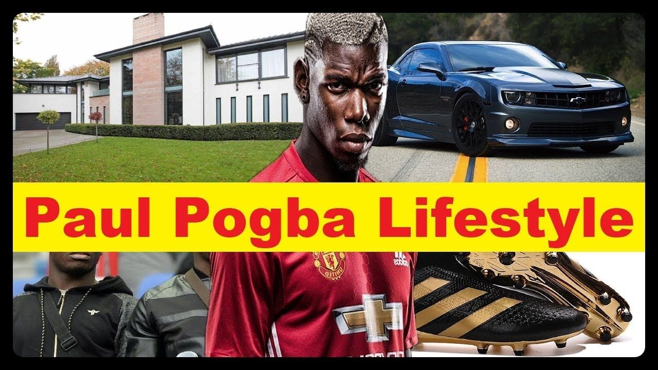 Paul Pogba Net Worth Income Cars House And Luxurious Lifestyle