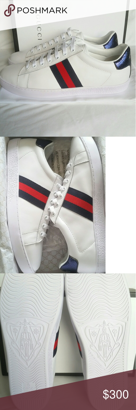 White gucci shoes, Gucci shoes sneakers