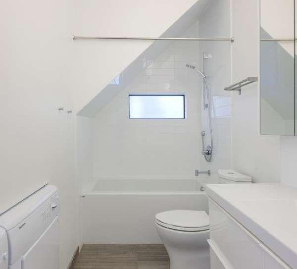 Bagno piccolo con lavatrice bagno total white con lavatrice - Bagno con lavatrice ...