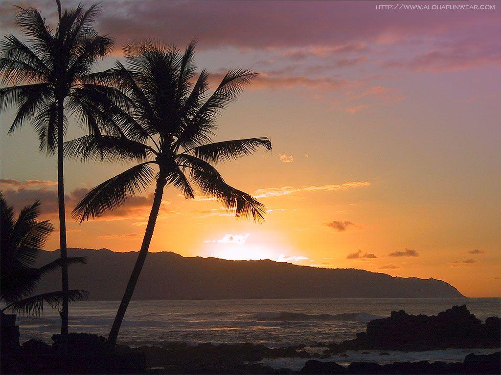 Google Image Result For Http Esquirephotography Com Wp Content Uploads 2009 0 Sunset Beach Hawaii Beach Sunset Wallpaper Hawaii Beaches