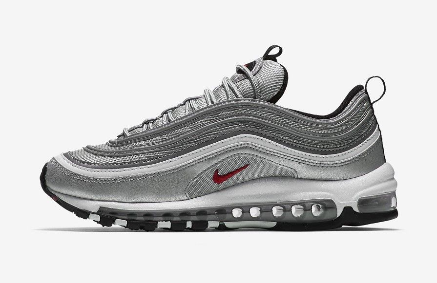 Chaussures Nike Sportswear AIR MAX 97 OG QS Baskets basses