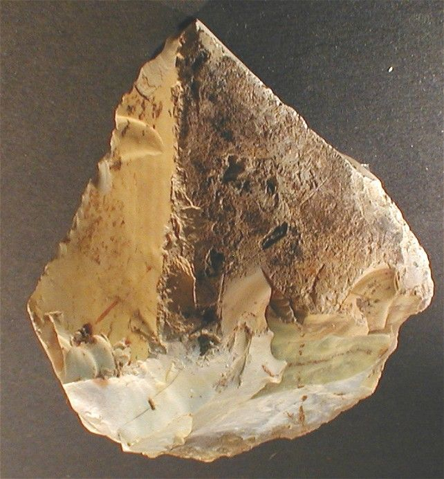 Stone age hand axe for sale