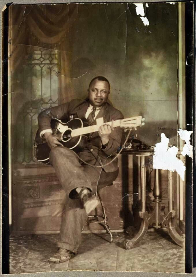 Big Joe Williams - St. Louis 1930's