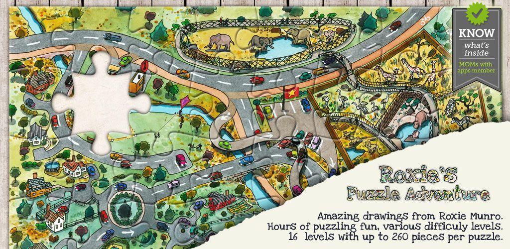 Roxie's Puzzle Adventure Adventure games, Adventure