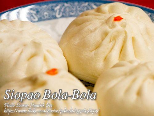 Siopao Bola-Bola http://www.panlasangpinoymeatrecipes.com/siopao-bola-bola.htm #Siopao #Bola-Bola