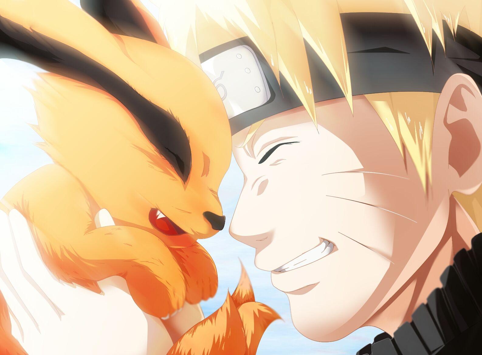 Naruto Kurama Naruto Wallpaper Anime Naruto