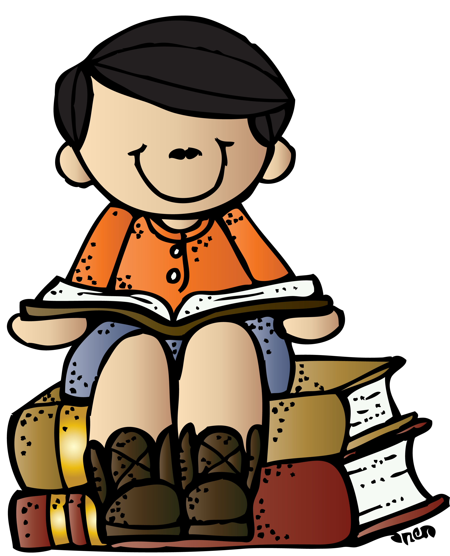Melonheadz Writing Boy On Books C Melonheadz