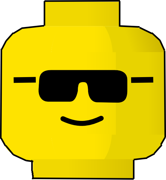 Cool Lego Clip Art At Clkercom Vector Online Royalty Free