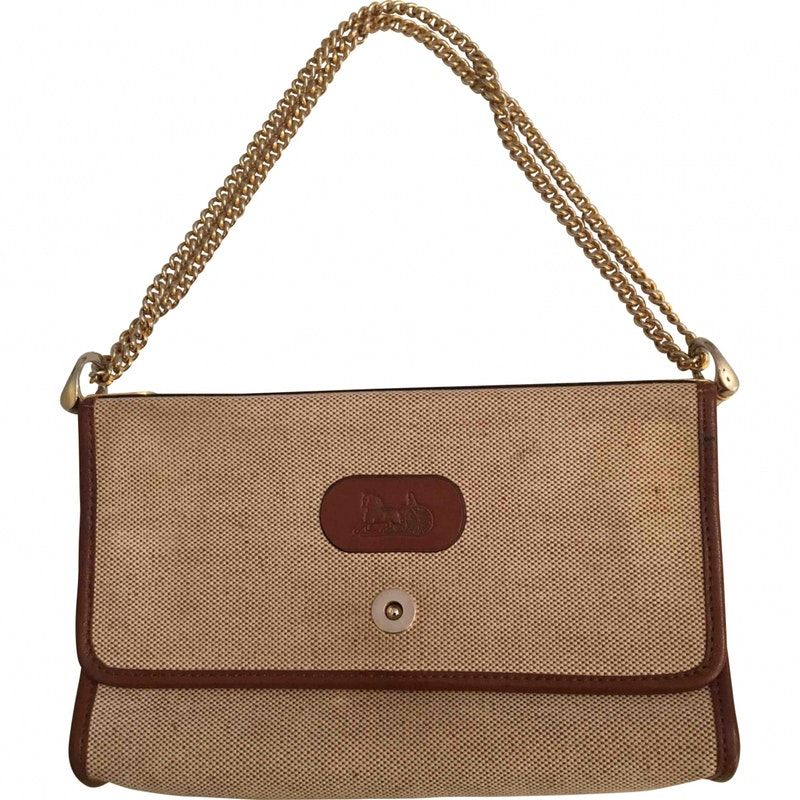 6324d28ab244 beige Plain Cloth CÉLINE Handbag - Vestiaire Collective