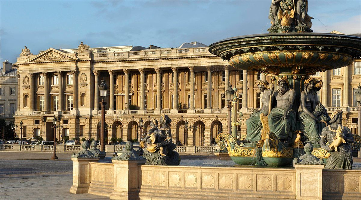Hotel De Crillon Paris France I Ll Always Remember My Memories Here Paris Hotels Best Vacation Destinations Crillon Paris
