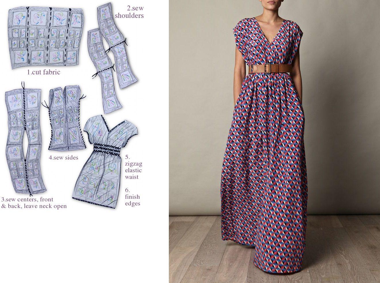Epingle Sur Couture Et Tricot