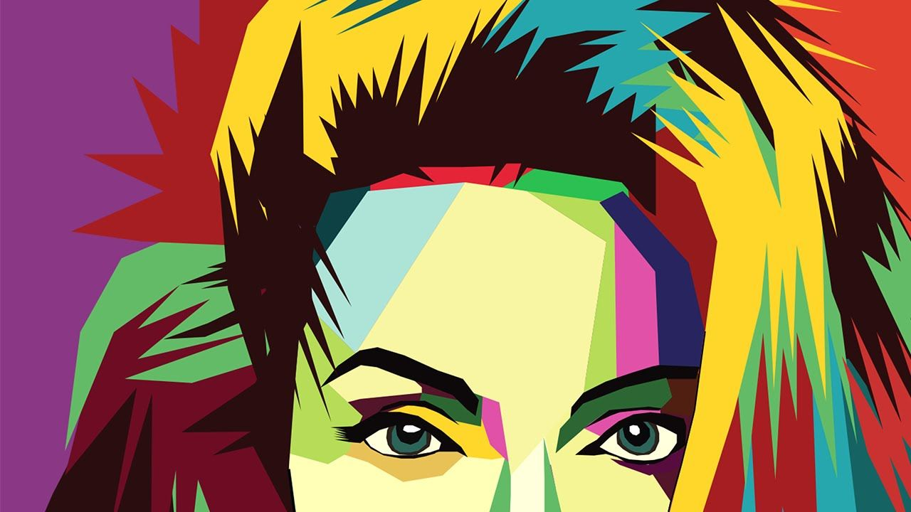 How To Make Line Art Effect In Photoshop : How to make wpap art in illustrator part