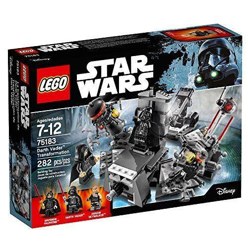 STAR WARS lego DARTH VADER sith lord minifig death star GENUINE 75159 NEW CAPE