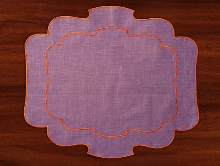 Elements For Good Living Com Placemats Luxury Linen Decor