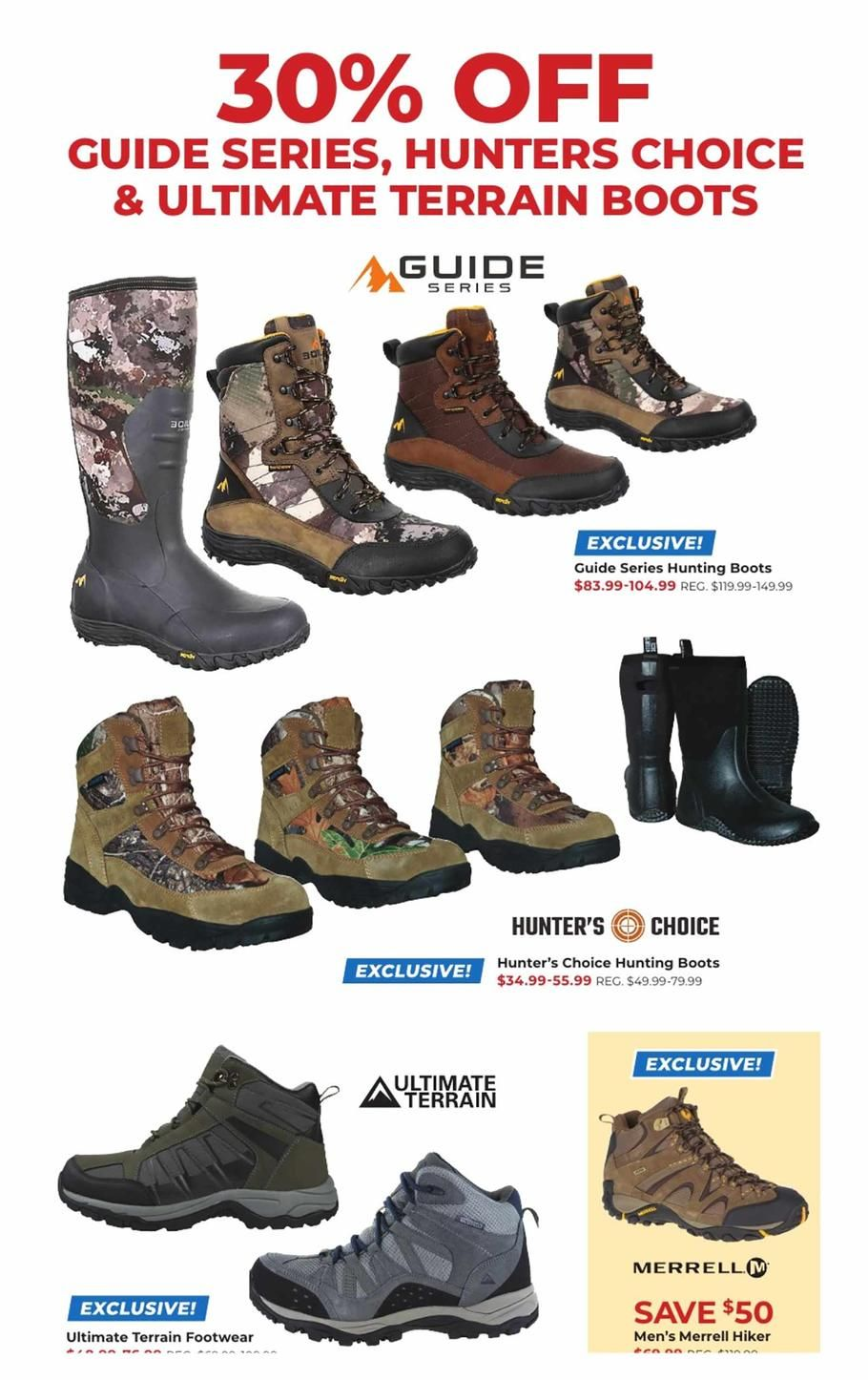 Black Friday 12222 Hunting Gear Sales and Specials