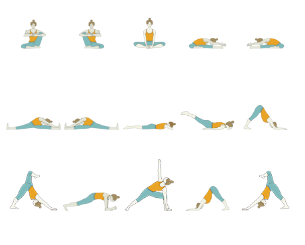 Yoga Sequence For Runners Warm Up