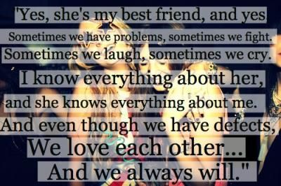 Fighting With Your Best Friend Friends Forever Quotes Best Friends Forever Quotes Best Friend Quotes