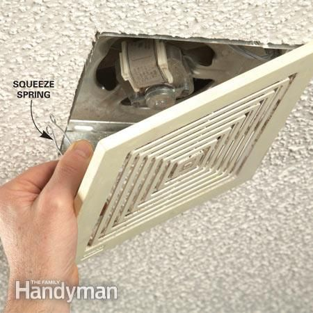How To Install An Exhaust Fan Bathroom Exhaust Fan House Cleaning Tips Cleaning