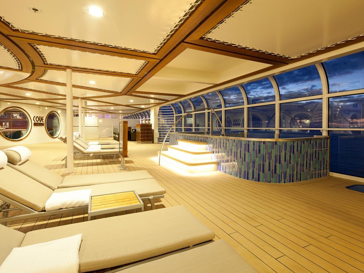 Take An All-Access Tour Of The Disney Dream Cruise Ship