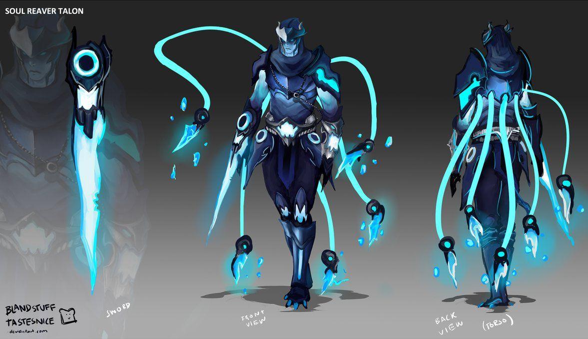 Ideas de Skins para League of Legends
