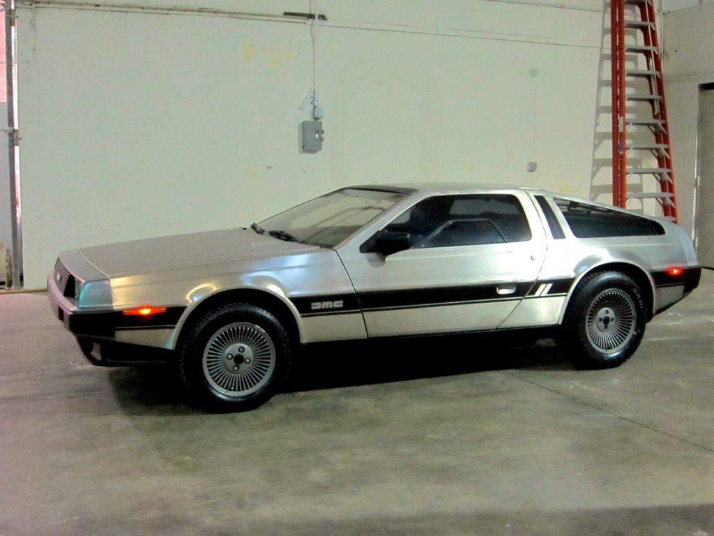 DeLorean DMC-12 - The DeLorean Dream