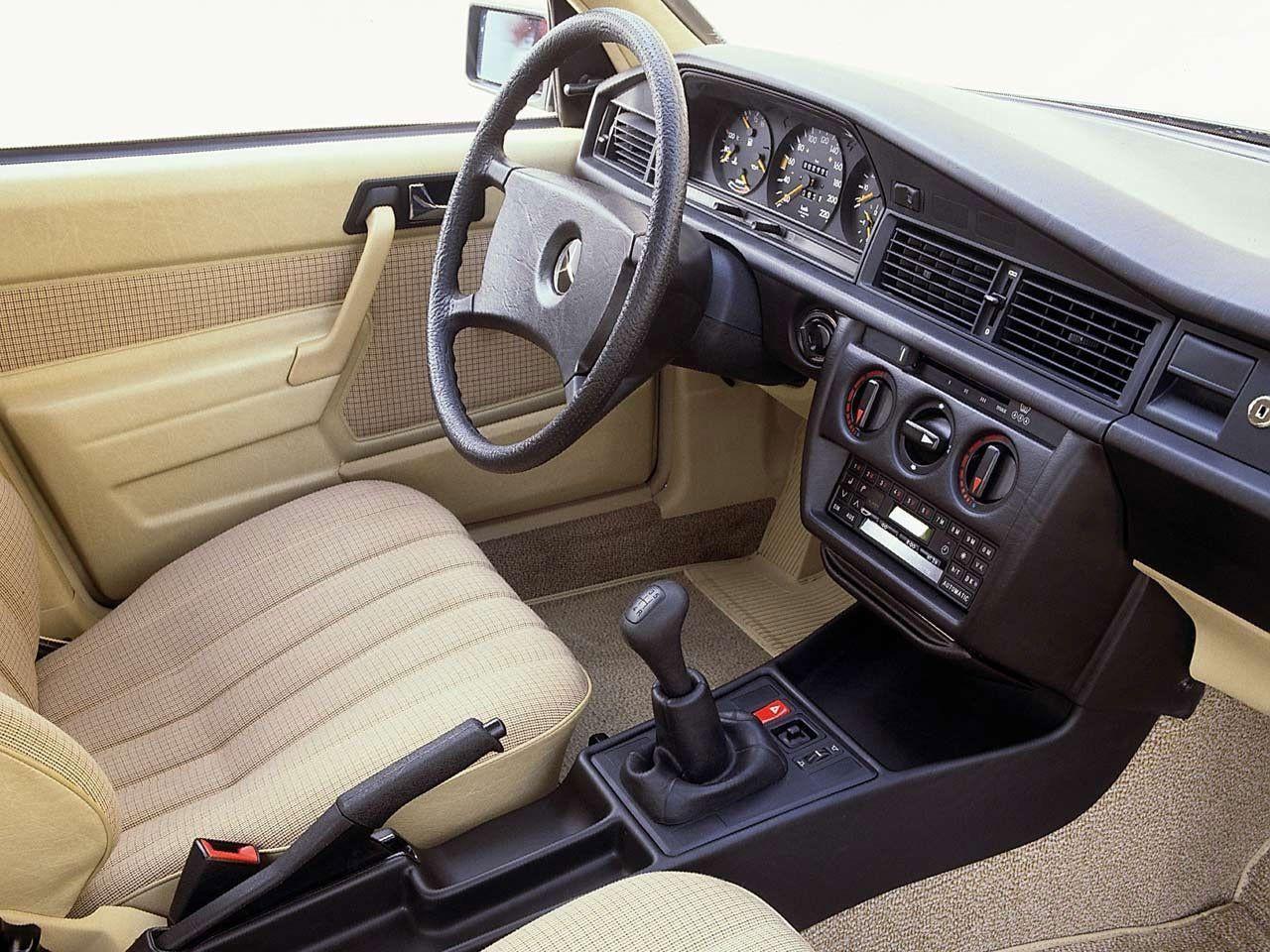 Mercedes 190e 16 mercedes benz 190benz ecar interiorsclassic