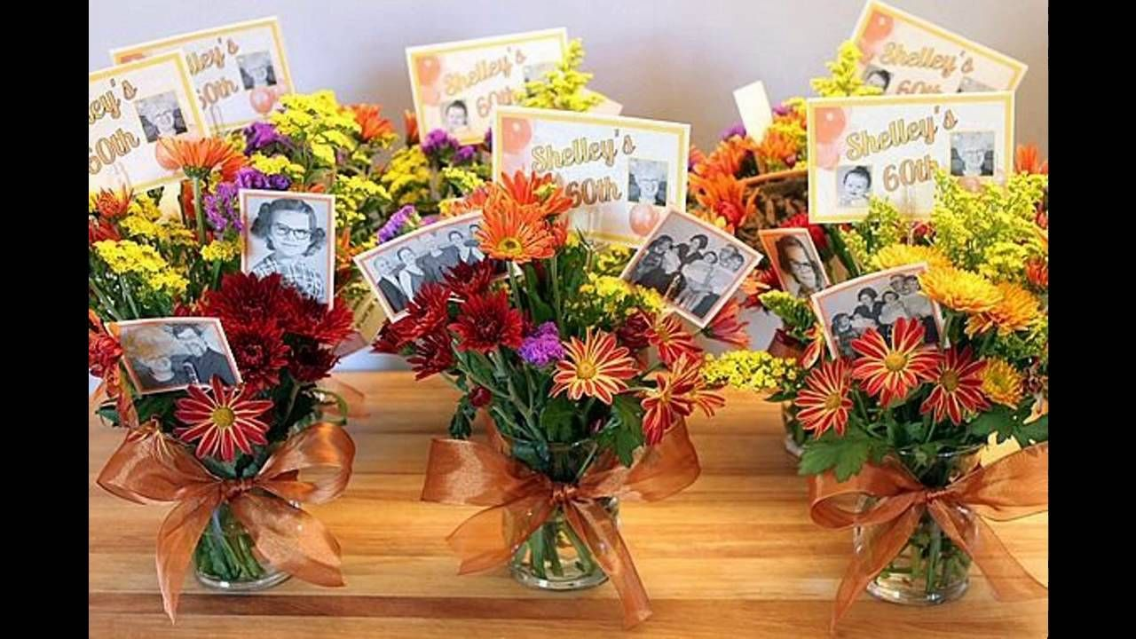 Image Result For Fall Party Decor Centerpieces Retirement Party