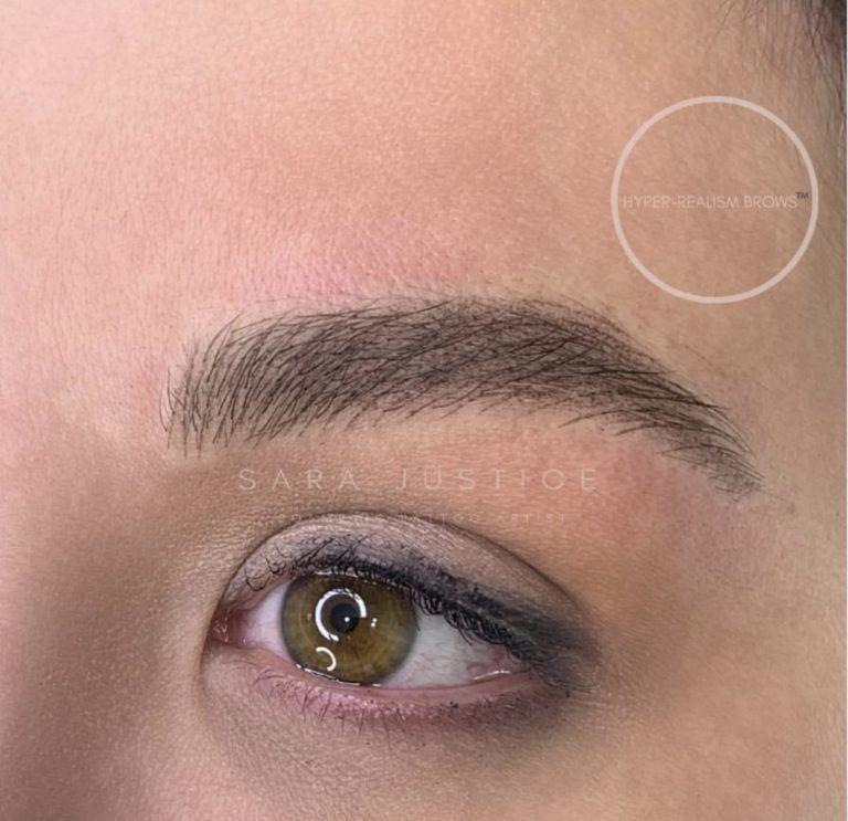 3D Eyebrow Tattoo in Fulton County, GA | Cosmetic tattoo ...