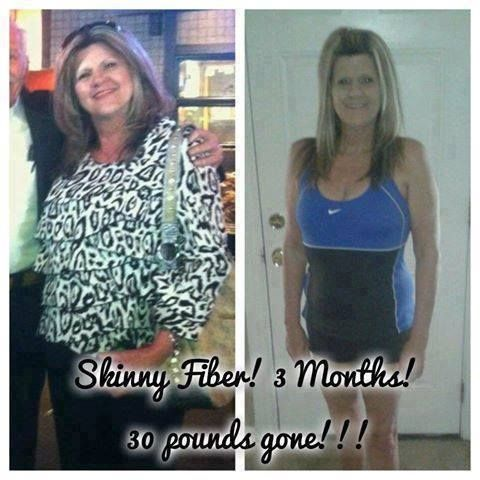Wowza!!! This is Courtney's aunt...she looks FABULOUS!!!   I am super happy for ya !!!   WOW! Am I sure glad I started Skinny Fiber!!!! I have been on it 3 months now and I am down 30 pounds. After looking at my before picture I think it looks more like 50 pounds! This is coming from someone who is pre-diabetic, has high blood pressure, gerd, daily migraines, and have had 4 surgeries in the last 2 years! <3 Skinny Fiber  www.jenzskinnyfriendz.com